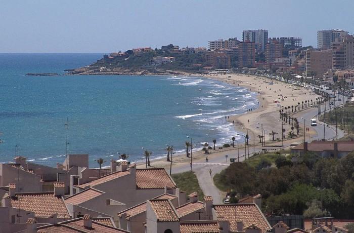 Playa de Morro de Gós
