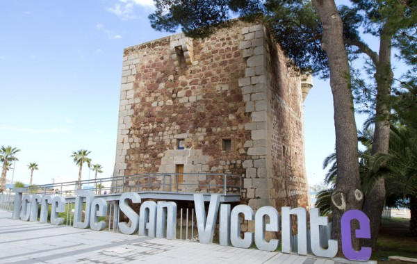 San Vicente Tower