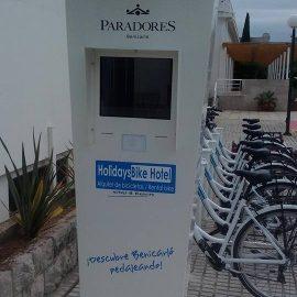 Nueva estación automática en el Parador de Benicarló