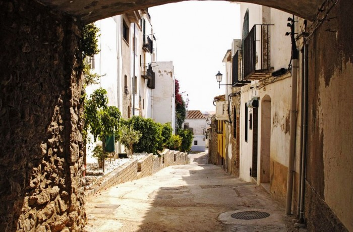 Old Town of Oropesa del Mar