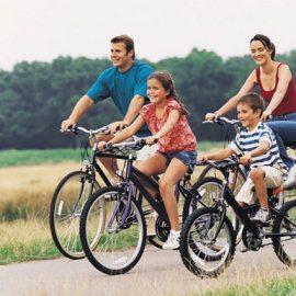 Los 6 beneficios de montar en bici
